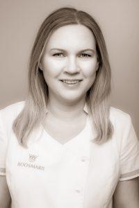 Liisa Zimmermann Esteetilise meditsiini õde