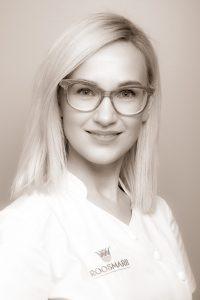 Aili Teepere Meditsiinitudeng-kosmeetik